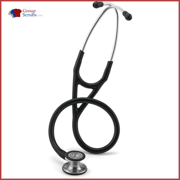 Littmann L6151 Cardiology Iv 22 Stethoscope Black / One Size Medical Equipment