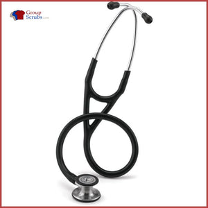 Littmann L6152 Cardiology Iv Stethoscope Black / One Size Medical Equipment