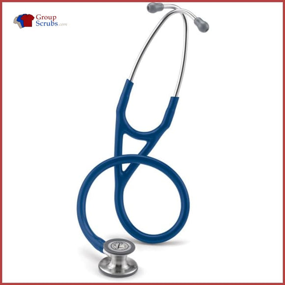 Littmann L6154 Cardiology Iv Stethoscope Navy / One Size Medical Equipment