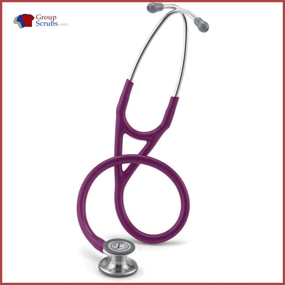 Littmann L6156 Cardiology Iv Stethoscope Plum / One Size Medical Equipment