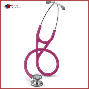 Littmann L6158 Cardiology Iv Stethoscope Raspberry / One Size Medical Equipment