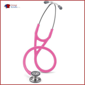 Littmann L6159 Cardiology Iv Stethoscope Rose Pink / One Size Medical Equipment
