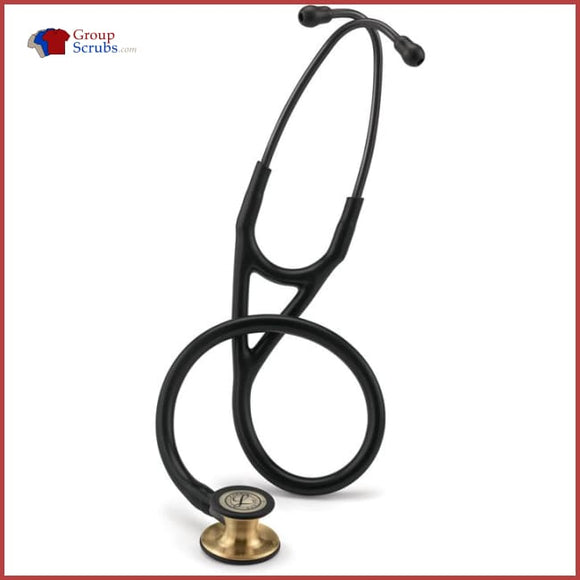 Littmann L6164Brs Cardiology Iv Stethoscope Sf Black / One Size Medical Equipment