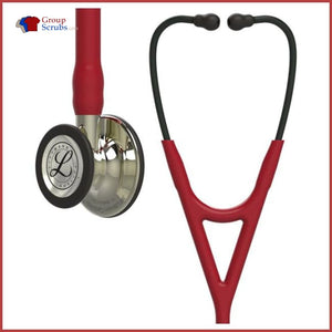 Littmann L6176Cf Cardiology Iv Stethoscope Cf Burgundy / One Size Medical Equipment