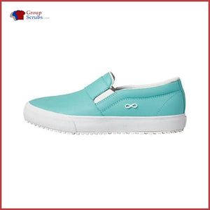 Cherokee Infinity Footwear Rush Vulcanized Footwear Aruba Blue/white / 10 Womens