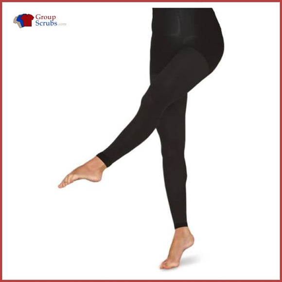Therafirm Therafirmlight Tf371 10-15 Mmhg Footless Opaque Compression Tights Footwear