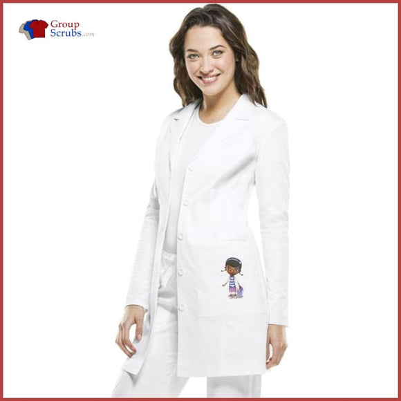 Tooniforms Disney Tf401 33 Lab Coat White / 2Xl Womens