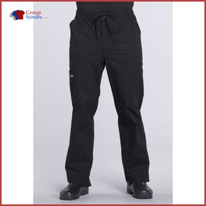 Cherokee Workwear Professionals WW190T Men's Tapered Leg Drawstring Cargo Pant