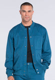 Cherokee Workwear Core Stretch WW330 Men's Warm-Up Jacket