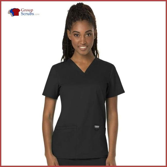 Cherokee Workwear Revolution WW620 V-Neck Top