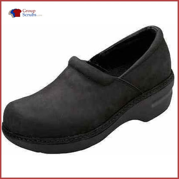 Cherokee Footwear Optimum Shoe Black Oil Leather / 10 Clearance