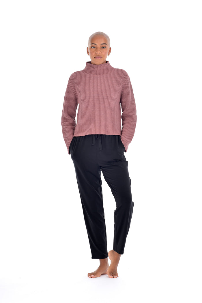 SEQUOIA cropped sweater