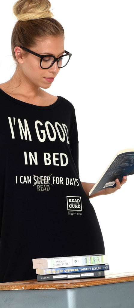 READ for the CURE sleep shirt
