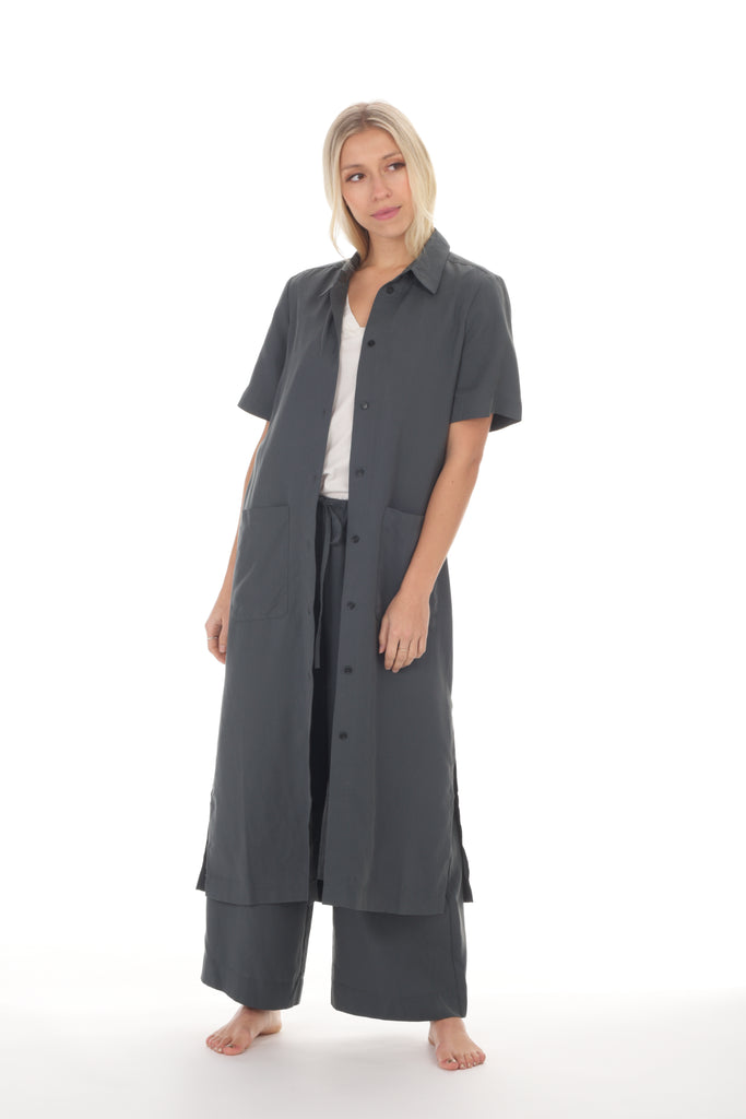 CAIRO shirt dress