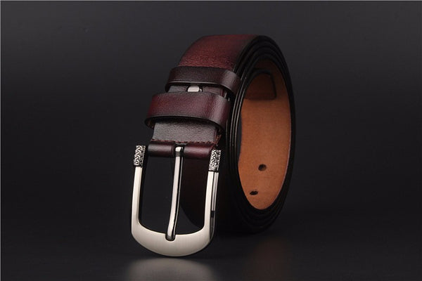 100% Genuine Leather Long Size 165cm Belt - Dada Stores