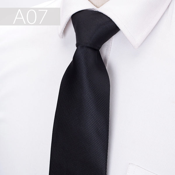 20 style Formal business Classic Men's necktie - Dada Stores