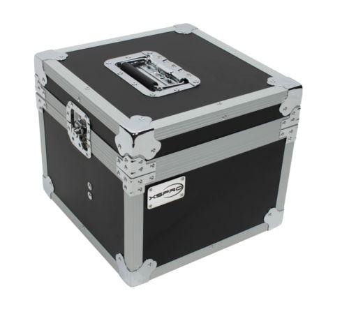 XSPRO XS-MC8 ATA 8 Microphone Transport Utility Case w/ Storage