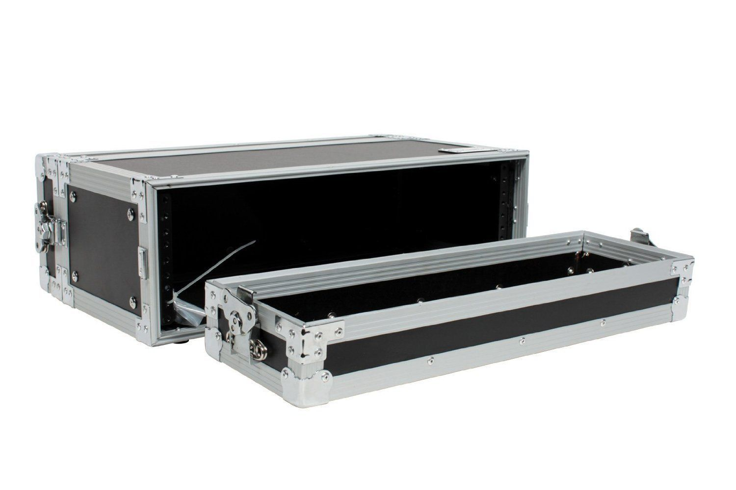 XSPRO 3 Unit Rack Case ATA B Stock