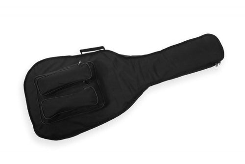 OSP Deluxe Duraguard Acoustic Guitar Gig Bag - 20mm 3 Accessory Compartments
