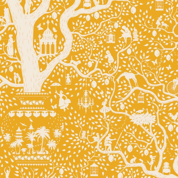 Tilda Fabrics - LemonTree - Lemontree Yellow