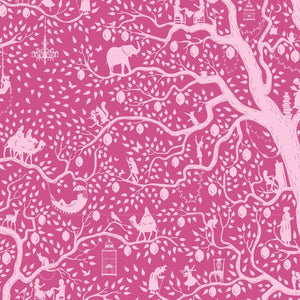 Tilda Fabrics - LemonTree - Lemontree Plum