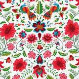 Freespirit Fabrics - Broderie Boheme - Fairy Tale Purity