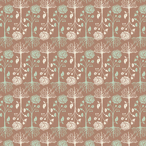 Art Gallery Fabric - Bonnie Christine - Cultivate - Rooted Earth