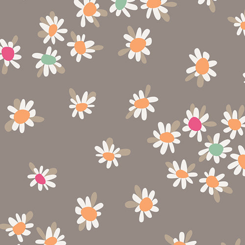 Art Gallery Fabric - Jeni Baker- Curiosities - Sweet Nothings Fond