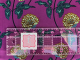 Freespirit Fabrics - English Summer - Leaning Violet