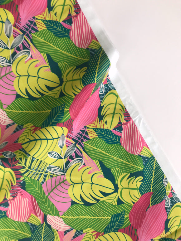 Blend Fabrics - Junglemania - Jungle Pink