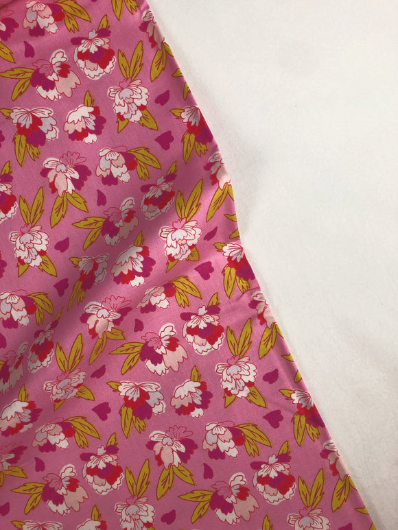 Freespirit Fabric - Courtney Cerruti - Anna Maria Horner Conservatory - Flower Market - Tearose Morning