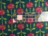 Freespirit Fabric - Courtney Cerruti - Anna Maria Horner Conservatory - Flower Market - Carnations Garden