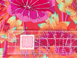 Freespirit - Spring 2019 - Kaffe Fassett Collective - Lake Blossoms Magenta