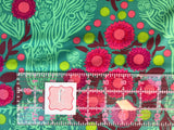 Freespirit Fabrics - Passion Flower - Imposter Patina