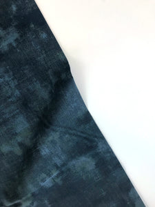 Moda Fabrics  -  Basic Grey - Grunge Basics - Blue Steel - Quilters Cotton