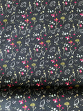 Riley Blake Fabric - Minki Kim - Someday - Chickens Navy - Quilters Cotton