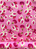 Riley Blake - Fruitful Pleasures - Lila Tueller - Figs Pink - Quilters Cotton