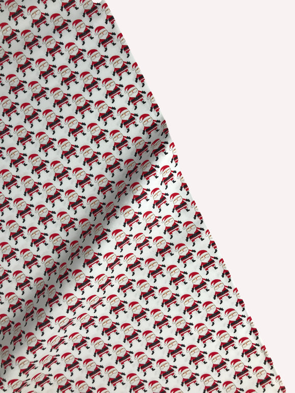 Moda Fabric - Stacy Iest Hsu - North Pole - Snow Santas