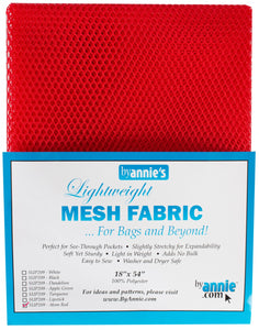 By Annie's Lightweight Pocket Mesh - Red