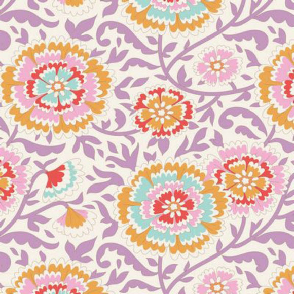 Tilda Fabrics - Bird Pond - Elodie Honey