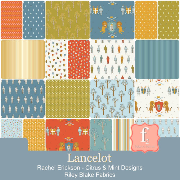 Citrus & Mint Designs Lancelot 10