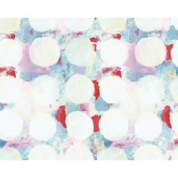 Cotton + Steel Fabric - Once Upon a Time - Oki Dot Red