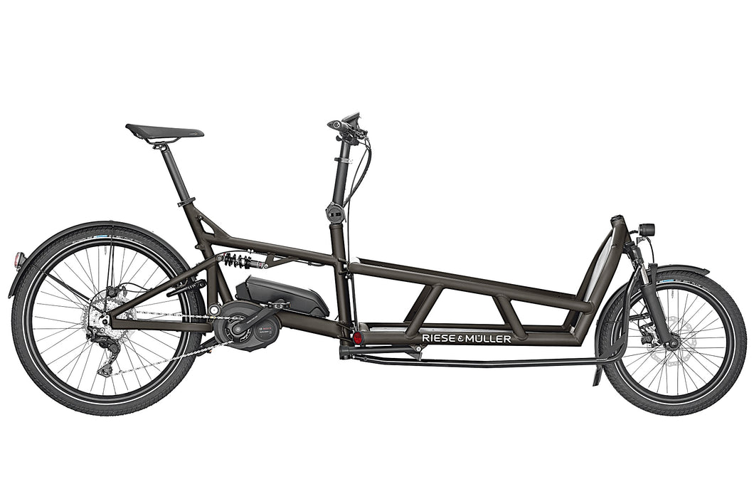 Riese and Muller Load 75 Electric Cargo Bike