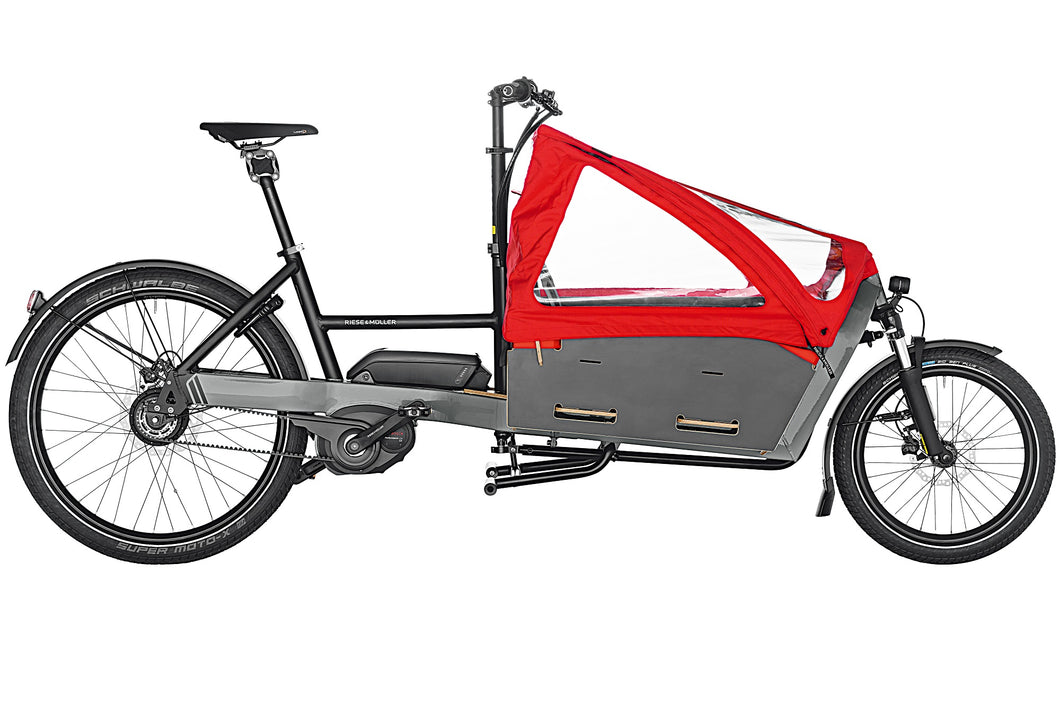 Riese and Muller Packster 60 Electric Cargo Bike