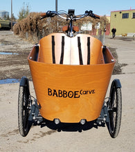Babboe Carve Mountain Electric Cargo Trike