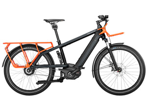 Riese and Muller Multicharger Vario Electric Midtail Cargo City Bike