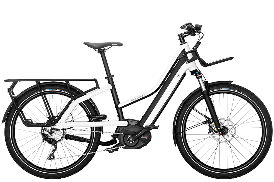 Riese and Muller Multicharger Light Mixte Electric Cargo Bike