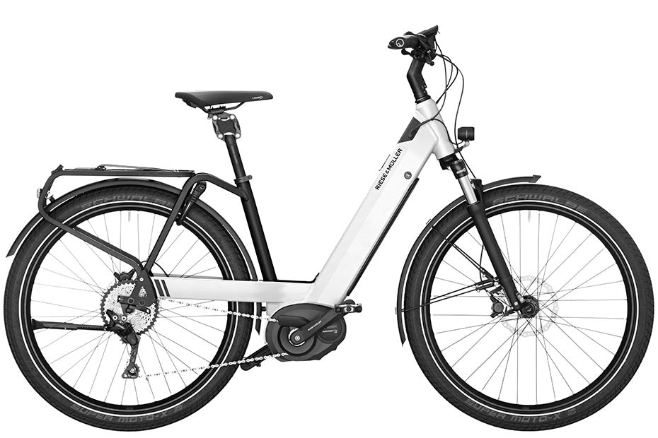 Riese and Muller Nevo GT Touring Electric City Bike