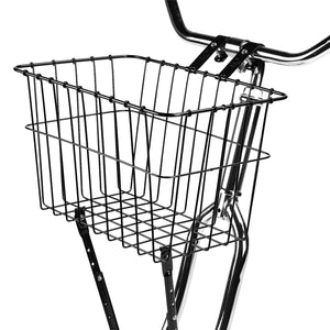 Wald Multi-fit Front Basket 198GB Black