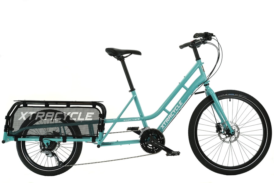 Xtracycle Swoop 24D Cargo Bike